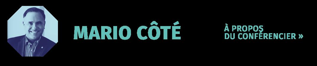 Mario Côté | Rendez-vous des employeurs du Nord du Québec